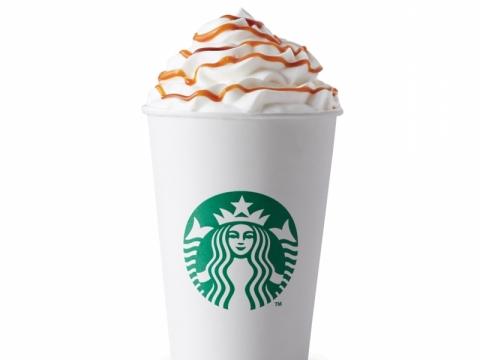 冬日限定栗香松露白朱古力咖啡,細杯$37。