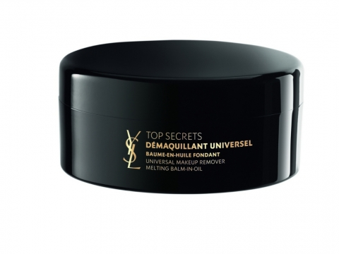 YSL TOP SECRETS Universal Makeup Remover Melting Balm-in-oil 美顏絕密全效卸妝膏  HK$400/125ml