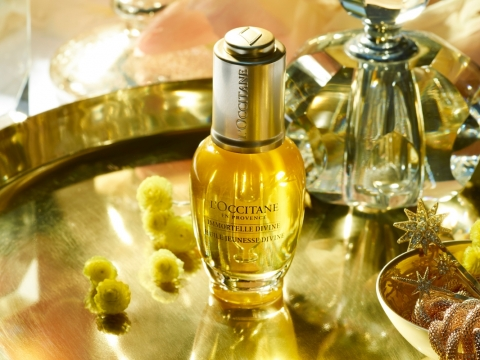 L'OCCITANE Immortelle Divine Youth Oil 升級版蠟菊極致再生精華油  HK$950/30ml