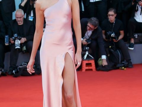 Victoria's Secret性感天使 Stella Maxwell in Twinset