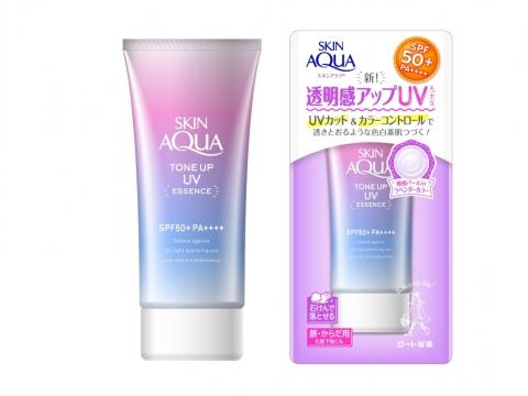 SUNPLAY SKIN AQUA美肌亮膚防曬隔離霜 SPF50+/PA++++ HK$109.9/80g