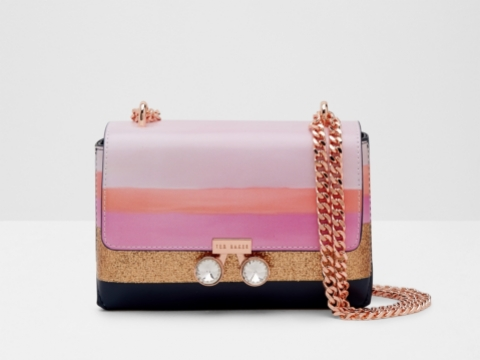 Ted Baker ORCHID chain bag $1,695
