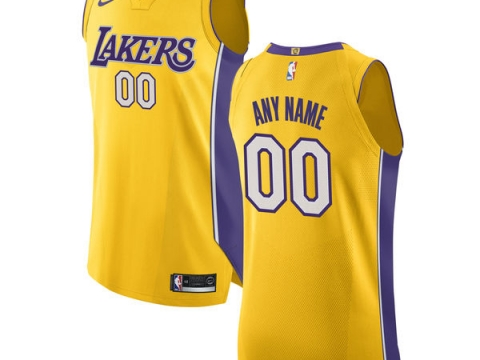 Los Angeles Lakers Jersey HK$1,951 (NIKE)