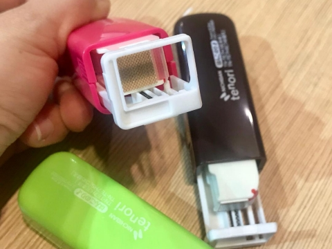 兩用印貼機 (3色) 各HK$25/個