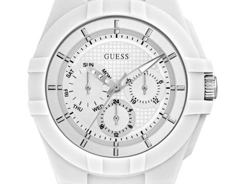 GUESS 純白色錶 HK$990