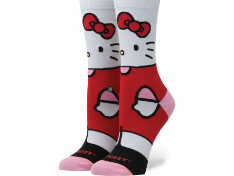 Stance x Sanrio Hello Kitty 襪子 $199