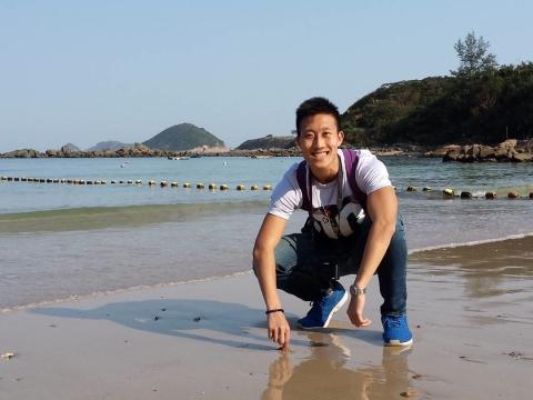 綠色和平項目主任 李逸燊