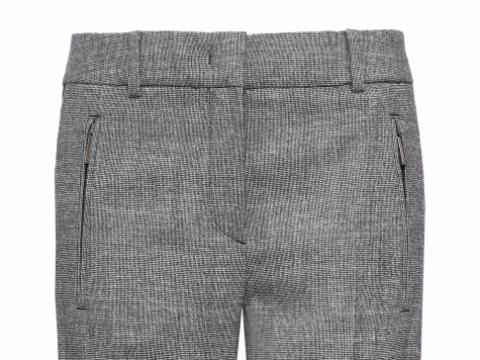 Weekend Max mara grey wool pants $2,880