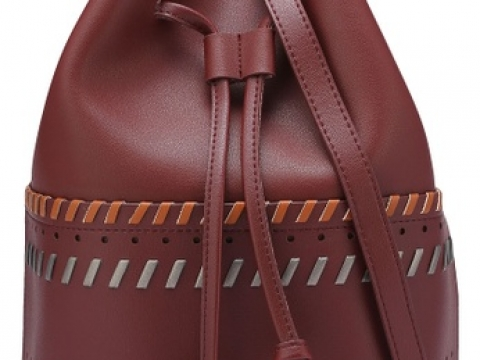 Whipstitch Detail Bucket Bag HK$79 (ZALORA)