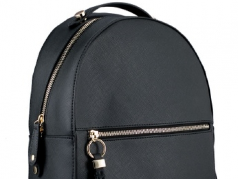 Large Backpack With Braided Zip Puller HK$279 (ZALORA)