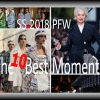 2018春夏巴黎時裝週 最值得回味的10個精彩時刻