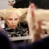 好戲在後頭,Lady Gaga成為Marc Jacobs時裝秀模特!