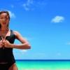 治癒系運動!四式簡易親子瑜珈