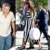 跟George Clooney大律師老婆學著條子 跑贏Kate Middleton