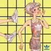 adidas Originals x 《13点》 平裝版換裝公仔紙及衣櫥(限量版) 得獎名單