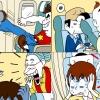 你永遠不想遇上的惡頂乘客頭十名!