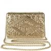 Anya Hindmarch 金色餅乾盒型手袋 $13,200 from Lane Crawford