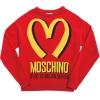 Moschino 綴黃色圖案上衣 $7,650