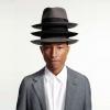 Pharrell William 與 Comme des Garçons 的合作令人萬分期待。