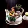 松茸海鮮茶壺蒸