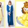 瞓覺都掛住《美女與野獸》!主題睡衣你扮Belle抑或Beast?