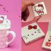 Hello Kitty加「萌」人氣相片訂製棉花糖