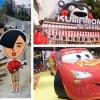 巨型emoji任影唔嬲!再玩轉VR水上電單車