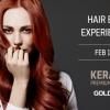 GOLDWELL KERASILK HAIR BEAUTY EXPERIENCE DAY