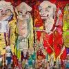 Pop Art x 傳統的極致 村上隆五百羅漢圖展