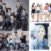 K-POP音樂排行榜