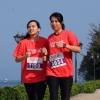 (左至右:蕭凱恩和阿瑤)