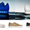紐約的時尚 高科技運動鞋夠吸睛