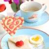 愛心斑㦸早餐